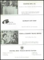 1961 Sulphur Springs High School Yearbook Page 216 & 217