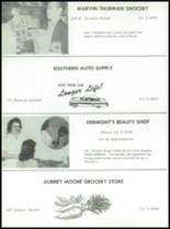 1961 Sulphur Springs High School Yearbook Page 220 & 221