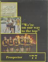 1977 Yearbook Apache Junction High School