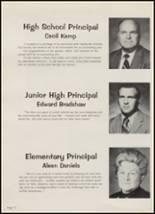 1973 Dardanelle High School Yearbook Page 16 & 17