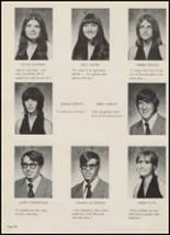 1973 Dardanelle High School Yearbook Page 34 & 35