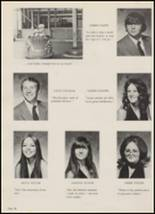 1973 Dardanelle High School Yearbook Page 42 & 43