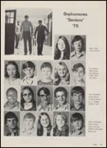1973 Dardanelle High School Yearbook Page 48 & 49
