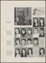 1973 Dardanelle High School Yearbook Page 56 & 57