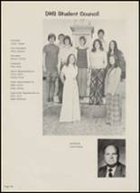 1973 Dardanelle High School Yearbook Page 102 & 103