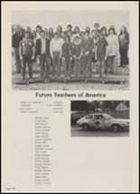 1973 Dardanelle High School Yearbook Page 106 & 107