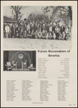 1973 Dardanelle High School Yearbook Page 110 & 111