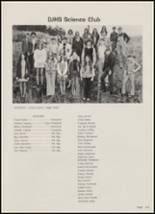 1973 Dardanelle High School Yearbook Page 116 & 117