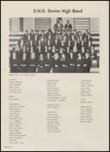 1973 Dardanelle High School Yearbook Page 122 & 123