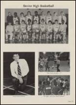1973 Dardanelle High School Yearbook Page 142 & 143