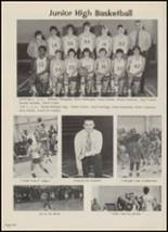 1973 Dardanelle High School Yearbook Page 146 & 147