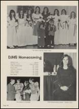 1973 Dardanelle High School Yearbook Page 154 & 155