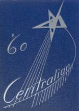 1960 Yearbook Central High School