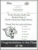 1998 North Charleston High School Yearbook Page 160 & 161