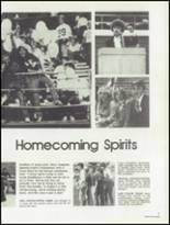 1983 West High School Yearbook Page 10 & 11