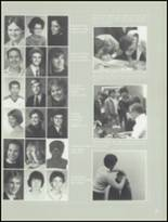 1983 West High School Yearbook Page 42 & 43