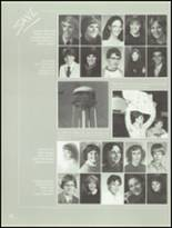 1983 West High School Yearbook Page 44 & 45