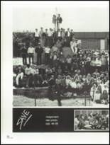 1983 West High School Yearbook Page 50 & 51