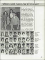 1983 West High School Yearbook Page 52 & 53