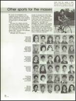 1983 West High School Yearbook Page 54 & 55