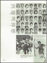1983 West High School Yearbook Page 56 & 57