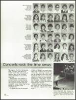 1983 West High School Yearbook Page 58 & 59