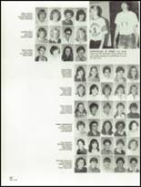 1983 West High School Yearbook Page 64 & 65