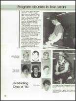 1983 West High School Yearbook Page 70 & 71