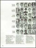 1983 West High School Yearbook Page 72 & 73