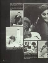 1983 West High School Yearbook Page 86 & 87