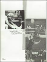 1983 West High School Yearbook Page 100 & 101