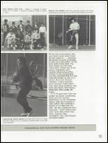 1983 West High School Yearbook Page 126 & 127