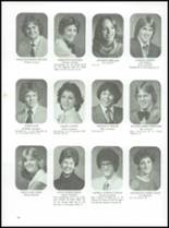 1978 Canon-Mcmillan High School Yearbook Page 46 & 47