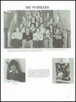 1978 Canon-Mcmillan High School Yearbook Page 84 & 85