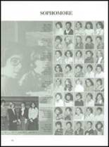 1978 Canon-Mcmillan High School Yearbook Page 106 & 107