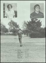 1978 Canon-Mcmillan High School Yearbook Page 156 & 157