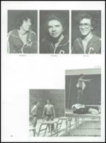1978 Canon-Mcmillan High School Yearbook Page 166 & 167
