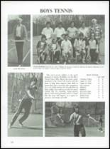 1978 Canon-Mcmillan High School Yearbook Page 182 & 183