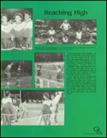 1989 West High School Yearbook Page 16 & 17