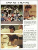 1989 West High School Yearbook Page 18 & 19