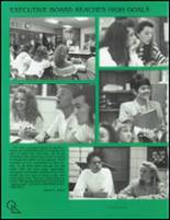 1989 West High School Yearbook Page 20 & 21