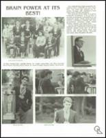 1989 West High School Yearbook Page 44 & 45