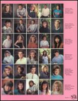 1989 West High School Yearbook Page 74 & 75