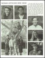 1989 West High School Yearbook Page 84 & 85