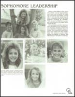 1989 West High School Yearbook Page 98 & 99