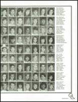 1989 West High School Yearbook Page 100 & 101