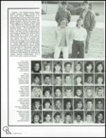 1989 West High School Yearbook Page 104 & 105