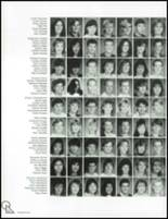 1989 West High School Yearbook Page 106 & 107