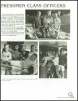 1989 West High School Yearbook Page 110 & 111
