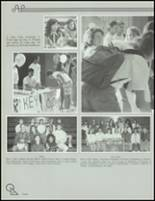 1989 West High School Yearbook Page 130 & 131